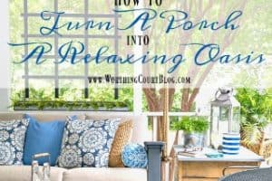 How To Make A Screened In Porch A Relaxing Oasis