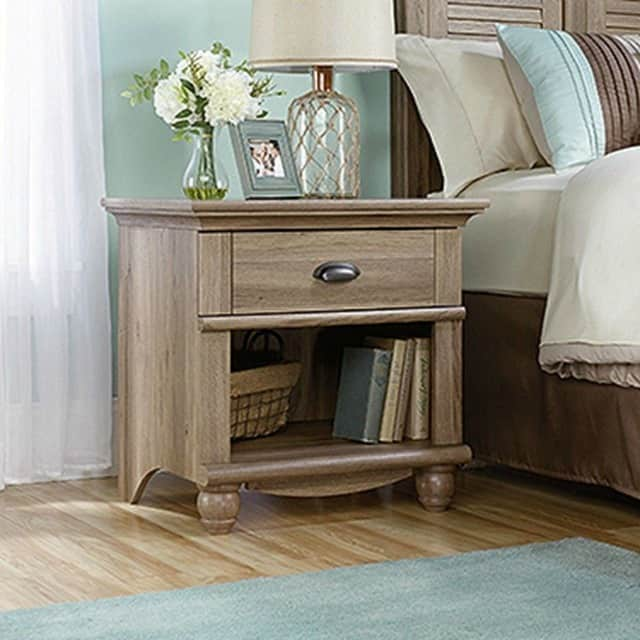 At under $100, this is a great option for a nightstand || Worthing Court