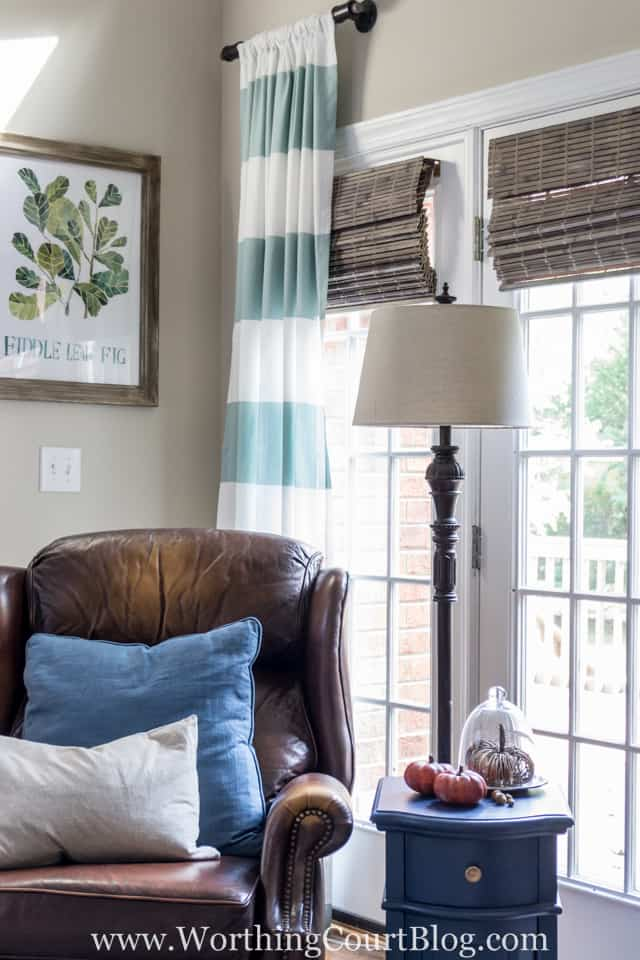 Budget Friendly Window Treatments And Hardware || Worthing Court