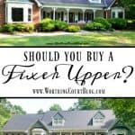 Have You Ever Wanted To Purchase A Fixer-Upper?