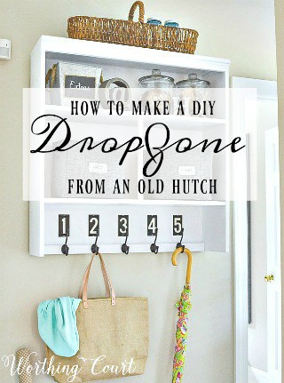 What To Do When There's No Space For A Mudroom