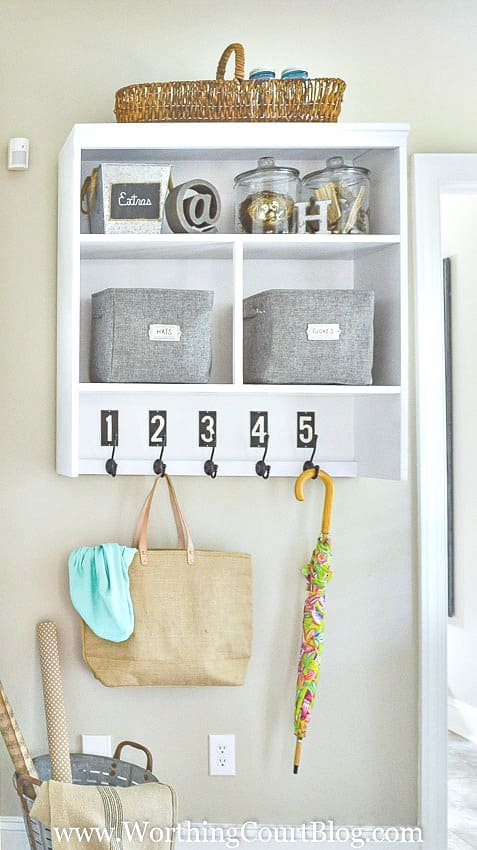 DIY dropzone made from an old hutch || Worthing Court