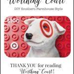 $100 Target Gift Card Giveaway + August Recap