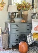 Your Foyer Is The Best Place To Welcome Fall Into Your Home