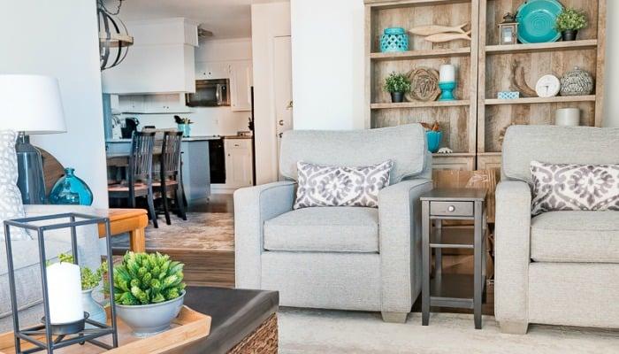 Plans And Progress On My Modern Farmhouse Beach Living Room + An Exclusive Bonus!