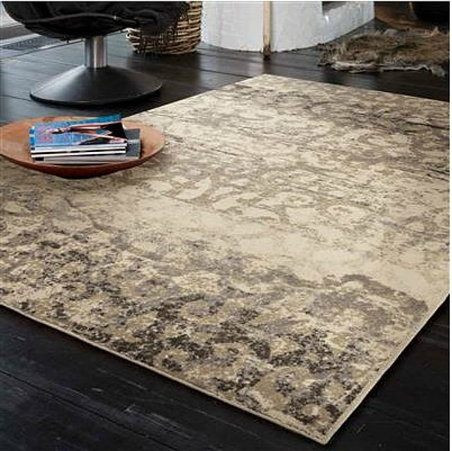 Buxton Bliss Lambswool Area Rug #neturalrugs #softrugs
