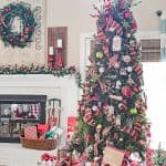Take A Tour Of My Cozy And Festive Christmas Family Room