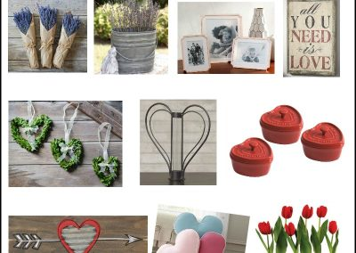 25 Farmhouse Valentine's Day Decor Finds And Steals