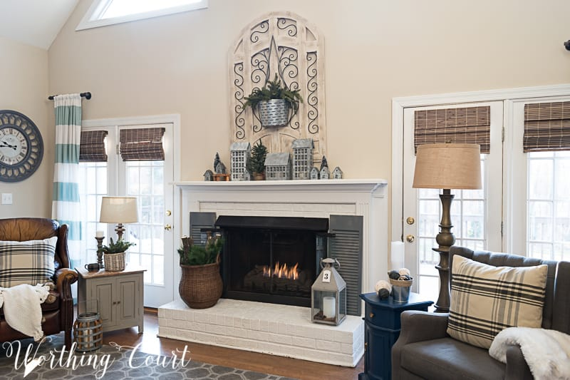 one banner here exciting ideas decor cor d cool could addition a fireplace shelterness the decorations your fall become mantel to