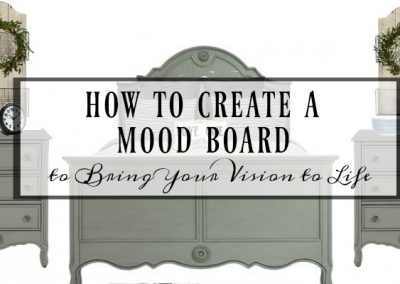 How To Create A Mood Board To Bring The Vision For Your Space To Life