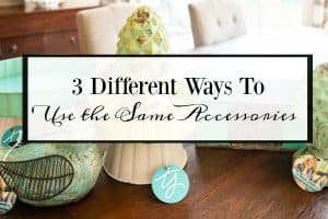 3 Ideas For How To Make The Same Accessories Work For You + A Giveaway