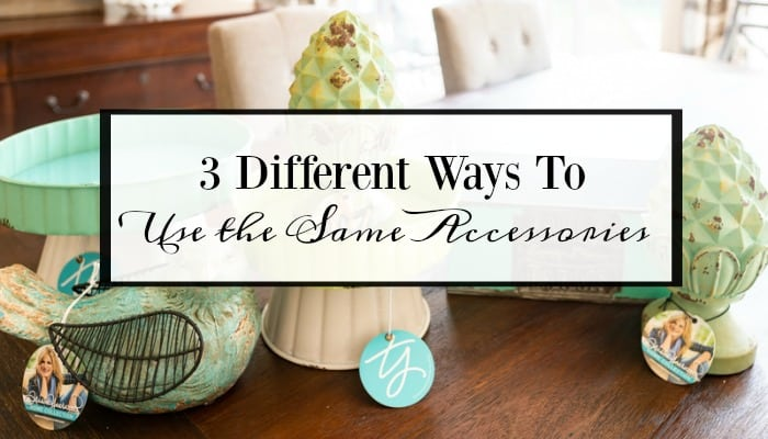 3 Ideas For How To Make The Same Accessories Work For You
