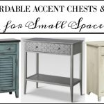 15 Affordable Accent Chests And Tables For Small Entryways And Tight Spaces