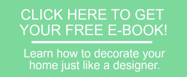 Free E-Book: How To Decorate Your Home Like You Hired A Designer. Get instant access to a wonderful free e-book filled with beautiful photography and filled with tips for how to decorate your home just like you hired a designer. #decoratingtips #howtodecorate #interiordesignideas #decoratingideas #WorthingCourtBlog