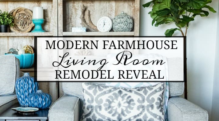 A Living Room Makeover Created With Summer In Mind - Before And After Room Reveal! #summerdecor #summerdecoratingideas #livingroomdecor #familyroomdecor #modernfarmhousedecoratingideas #WorthingCourtBlog # #neutraldecoratingideas coastaldecoratingideas