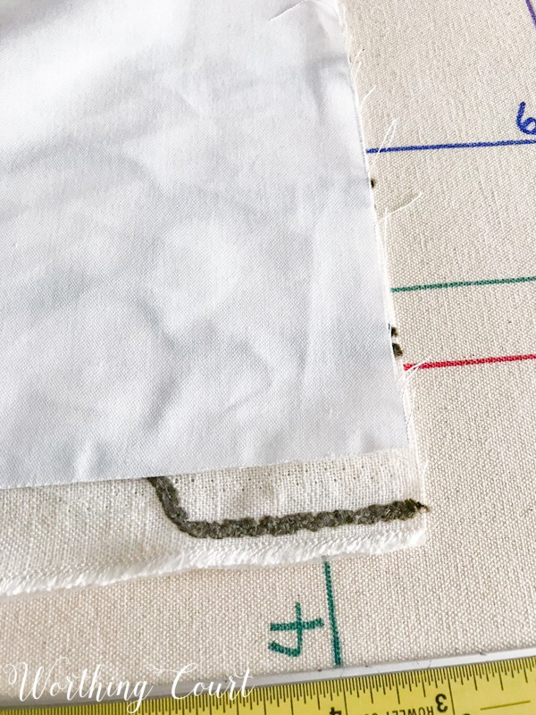 How To Make A Lined, Flat Drapes Just Like The Pros Do - It's Easy
