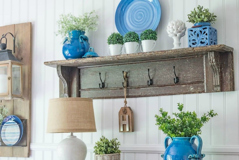 6 Ideas For Using Blue To Brighten Your Home This Summer