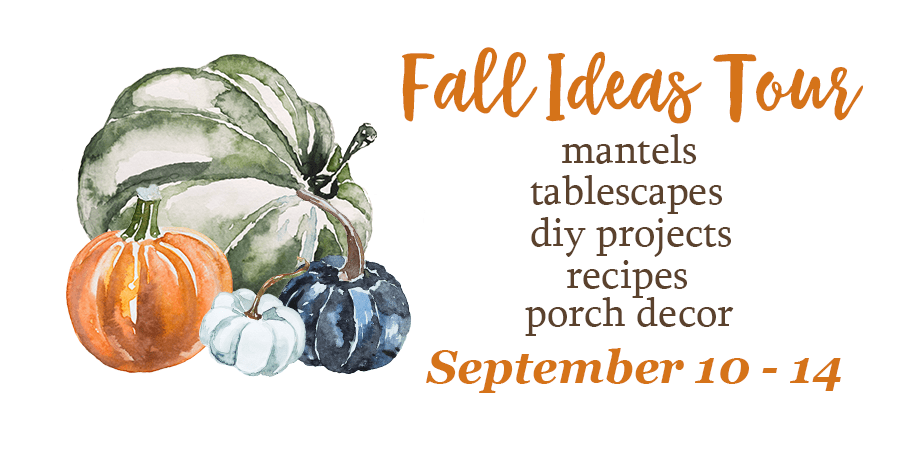 Fall Ideas Home Tour