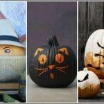 No-Carve Pumpkin Ideas For Halloween
