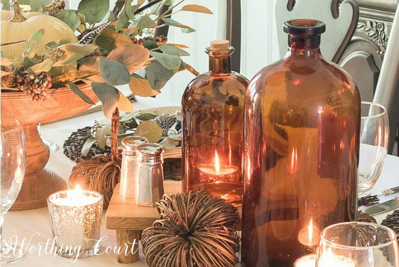 11 Fall And Thanksgiving Centerpieces To DIY + How To Make Them