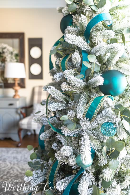 My Gorgeous Dining Room Christmas Tree Worthing Court Blog