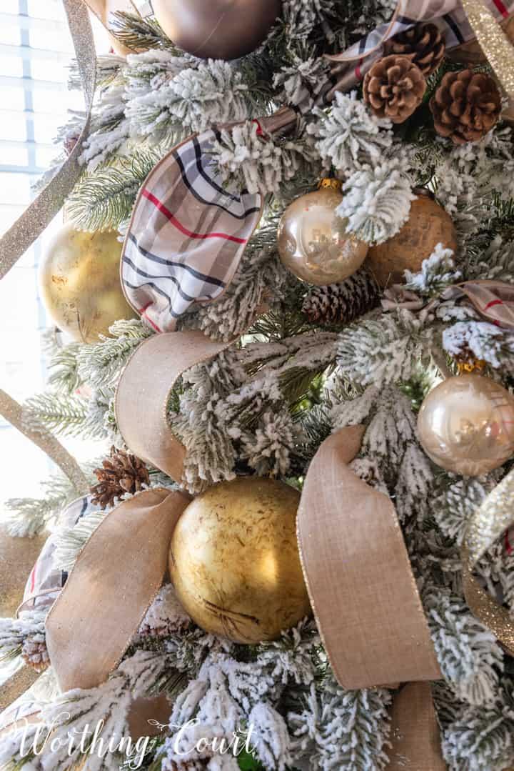 10 Beautiful Christmas Tree Decorating Ideas Worthing Court